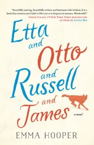 etta and otto and james
